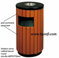 hot sale popular style outdoor metal recycling bins