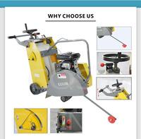 Diesel Engine Cosin CQF16 Portable Concrete Cutter for Cutting Machine