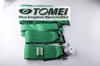 Tomei universal 4 points 3 inch harness racing seat belt 660295