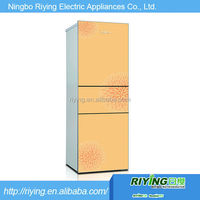 3 door refrigerator specification