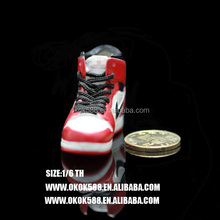 wholesale air jordan sneaker 3d keychains