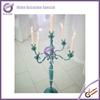k6233 hot sale wedding candelabra, fancy tall metal candle holder