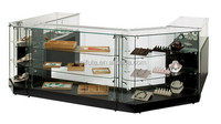Modern display cabinet and showcase for jewelry shop,jewelry showcase,jewelry display showcase