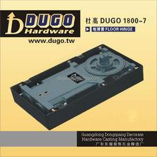 Double Spring Two Way Operating Floor Machine Heavy Duty Door Closing Mechanism,Door Pistons DUGO 1800-7