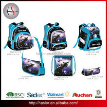 Good Quality School Backpack with Lovely Printing / Boys School Bags for Children