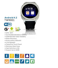 GPS Wifi 3G Wcdma sports watch touch screen big battery bluetooth smart exercise watch