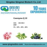 plant extract GMP Coenzyme Q10 powder bulk
