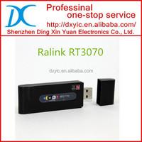 Mini USB Wifi Adapter/USB Wifi Dongle/Ralink RT3070 Wireless USB Adapter