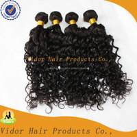 9A Grade Wet And Wavy Brazilian Remy Hair Weave