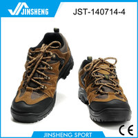 2014 suede leather sport latest outdoor men hiking shoes