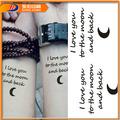 Árabe tatuagem temporária etiqueta personalizada
