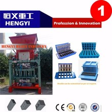 18 months warranty low price/no need pallets/easy operation brick machine price