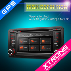 XTRONS 7 inch HD Touch screen DVD player Special for Audi (Dual Canbus)
