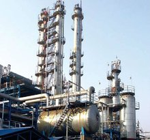Oil refinery plant (crude oil and used engine oil )