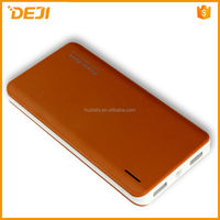 best Quality power bank output 2.1A fast charging 10000mAh portable charger power bank