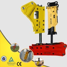 Hydraulic Rock Breaker for JONYANG JY230 excavator box silenced type SP1400