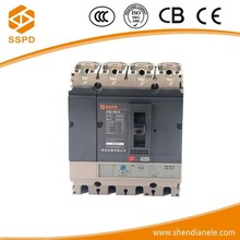 China SSPD brand PA66 material CNS 4P 160N 160A 690V 35kA high quality types of electrical circuit breaker manufacturer