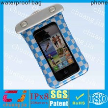 Fashional waterproof case for iphone5 with ipx8