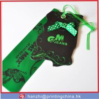 Best-selling New Arrival Cheap Jeans Hand Tag Printing