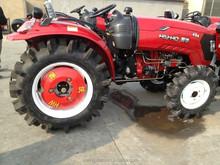 Arroz 4wd tractor usado para cosecha de arroz proporcionado por Shengxuan empresa