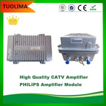 RF catv amplificador de linea troncal
