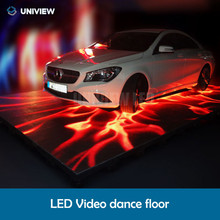 Interactive LED Video Dance Floor display - Uniview BO/BI Series