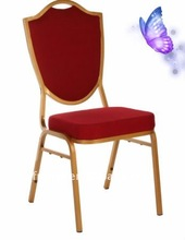 sturdy 2012 New Style Steel Banquet Chair-Anna