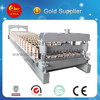 roof / wall panel roll forming machine with Conveniet Operation