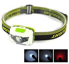 3 Bright LED High Power Bicycle Headlamp/Headlight Helmet lamp;headlamp flashlight