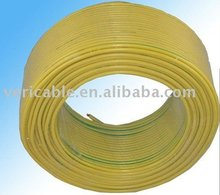 450/750 PVC Stranded sold electric wire price flat round copper flexible electric wire