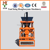 Small scale industries machines SY1-10 clay tile machine / cheap clay roof tiles making machine