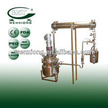 Lab Scale stainless steel reactor system