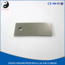 alibaba provide tungsten product high density parts fortoyabi rc car toy