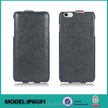 High quality phone case for iPhone 6 , for iPhone 6 plus leather case