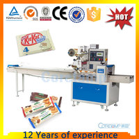 KT-250 Automatic Horizontal Flow Packing Machine (Upgraded Version)