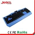 los diferentes tipos de teclado de la computadora