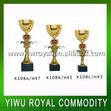 Popular Awards Craft Fashion Metal Trophy