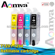 T1291 Refillable Ink Cartridge For Epson Stylus Office BX525WD/BX625FWD/B42WD