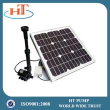 Micro Submersible Solar Water Pump