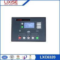 LXC6320 Completely replaced HGM6320 genset electrical ats panel board