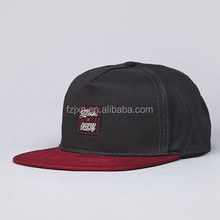 Drop Shipping 6 Panel Snap Back Manufacturer
