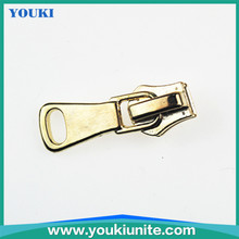#8 best quality metal russian gold color slider