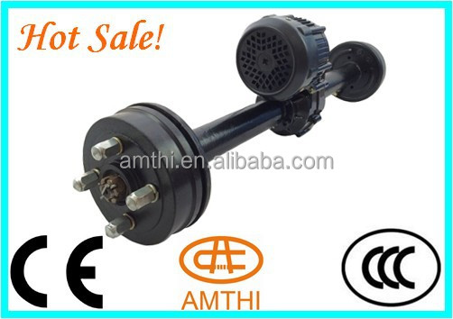 48v 800w Brushless Dc Motor India Three Wheel Electric Tricycle,Electric Tricycle Taxi Motor,Differential Rear Axle Motor,Amthi