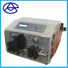 Max super thick wire cutting machine stripper stripping machine AM603-70, wire making machine cable making equipment
