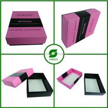 DECORATIVE SKIN CARE PRODUCT/COSMETICS CARDBOARD PACKAGING BOX