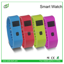 Smart bracelet 2015 china electronics market new products for swimming bluetooth smart wristband