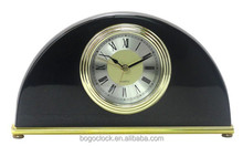Antique Wooden clock with Alam function for hotel