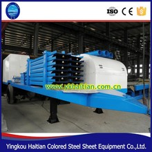 Good Appearance Large Span Steel Roofing making machine For Coal Storage