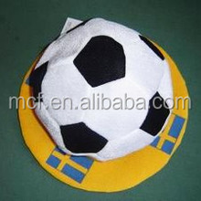carnival party custom design funny world cup crazy soccer team fan bucket hat cap MCH-0718