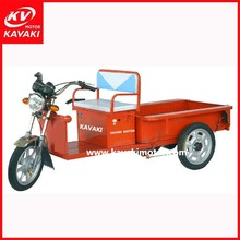 High Battery Powered Electric Tricycle Three Wheelers With 650W 900W 1000W Options